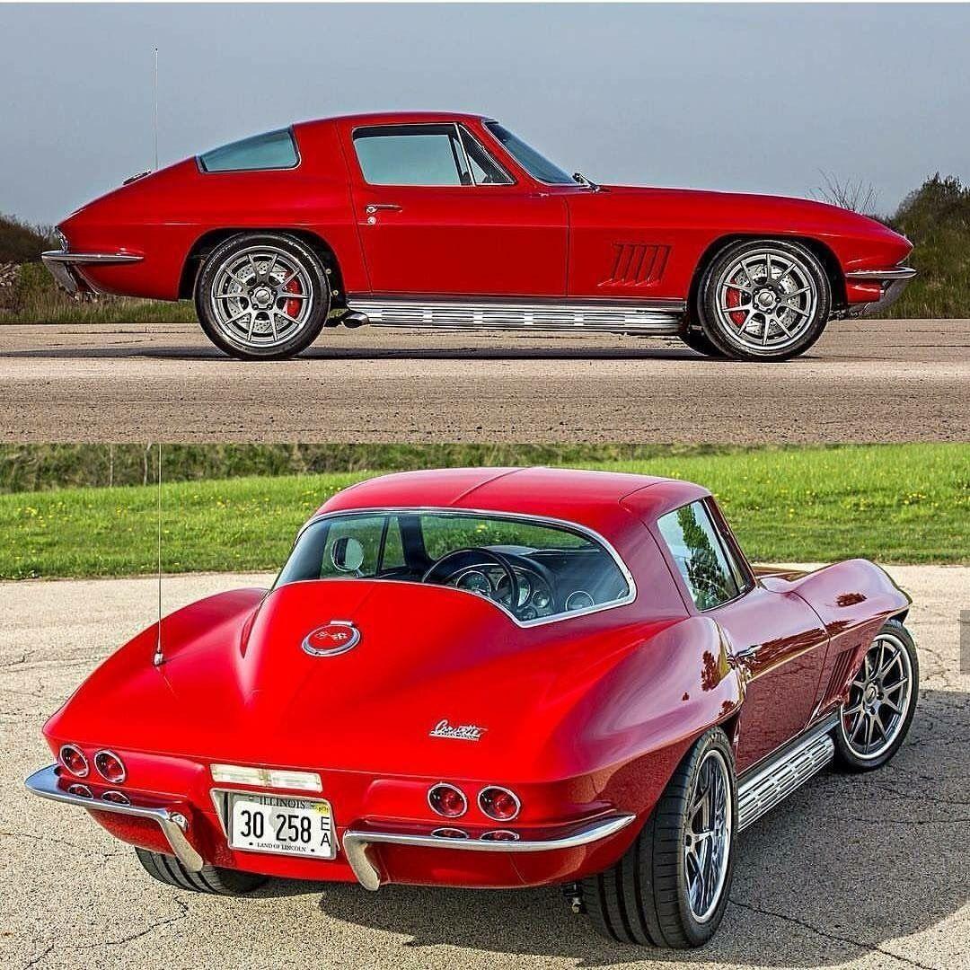 "Chevyswede454:""Beauitful Corvette"""