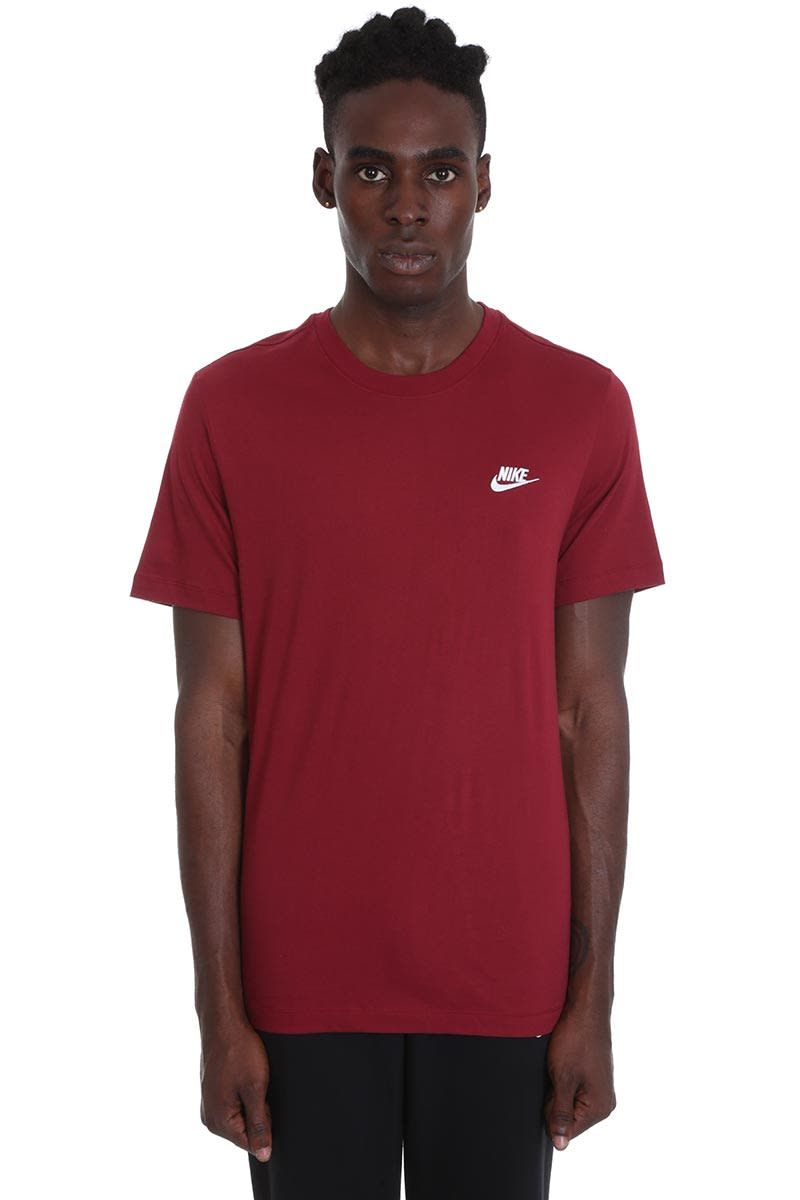 t shirt nike bordeaux