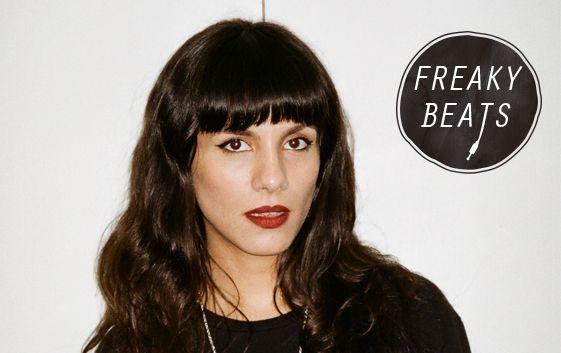 Freaky Beats #4: Amanda Mussi