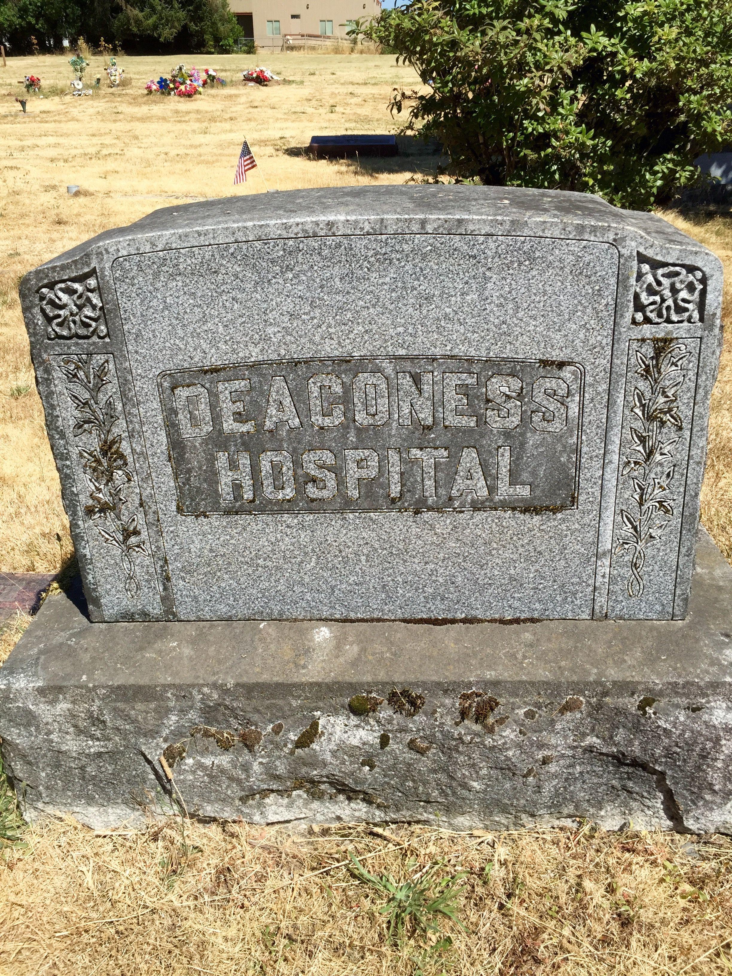 Rememberance Of The Original Salem Hospital Jason Lee Pioneer
