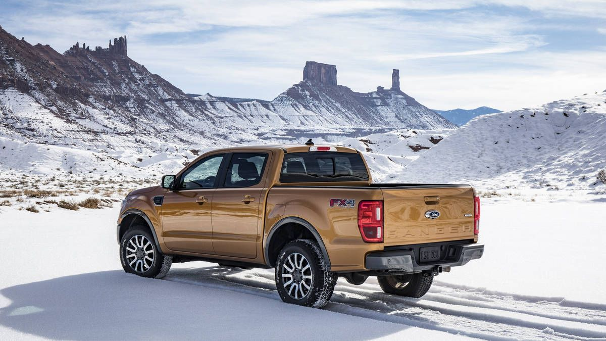 Welcome Back Ranger 2019 Ford Ranger Shows Off Ahead Of Its Detroit Show Debut 2019 Ford Ranger Ford Ranger Ford Ranger Raptor