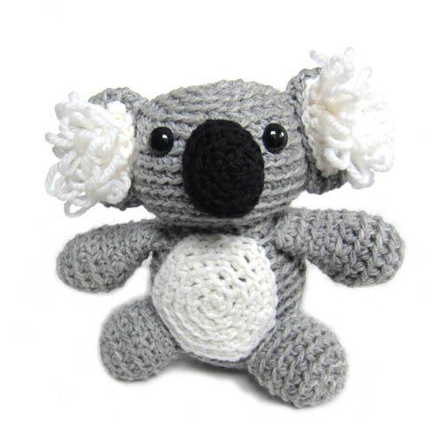 A New Koala For Valentines Day Knitting Crocheting Amigurumi