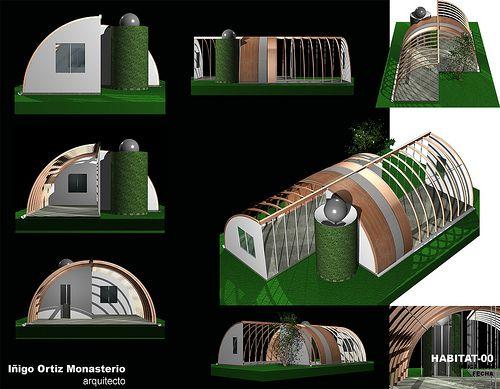 Casa ecologica prefabricada casas ecologicas for Arquitectura prefabricada