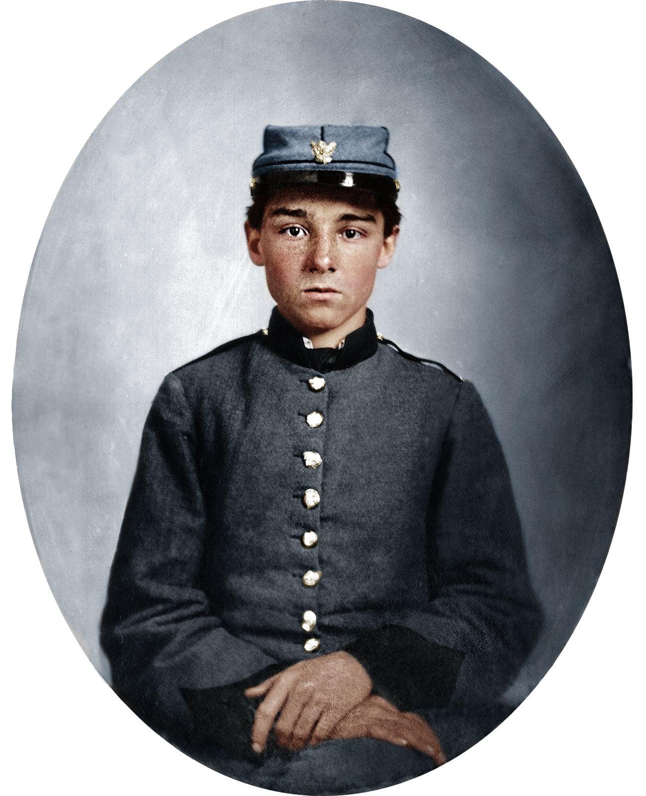 Amazing Full Color Civil War Photos Bring The Era S