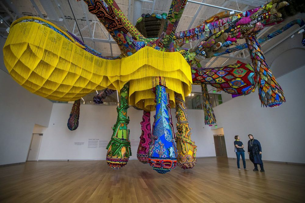 MassArt Opens A New Contemporary Art Museum, And It's Free