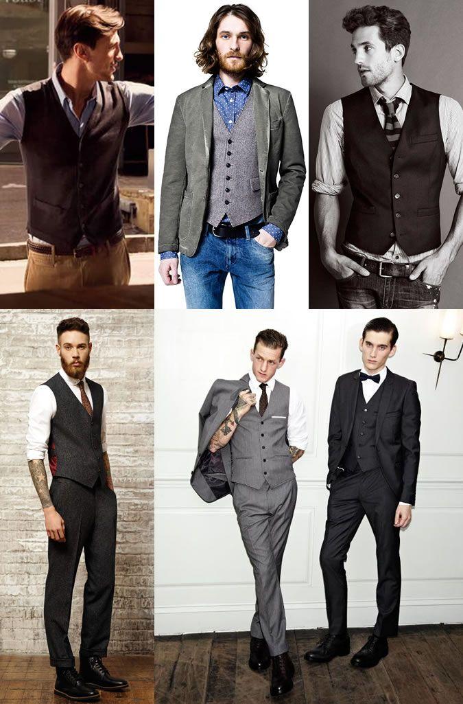 8aead3a6926 Men s Waistcoats Lookbook