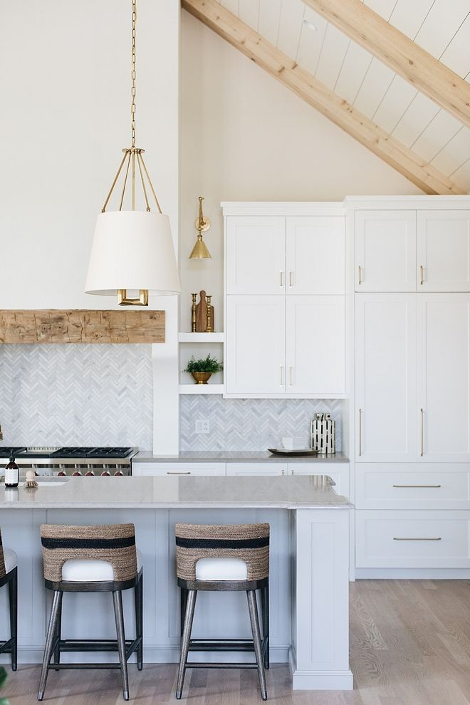 Best Kitchen Paint Color Benjamin Moore Simply White Cabinets 640 x 480