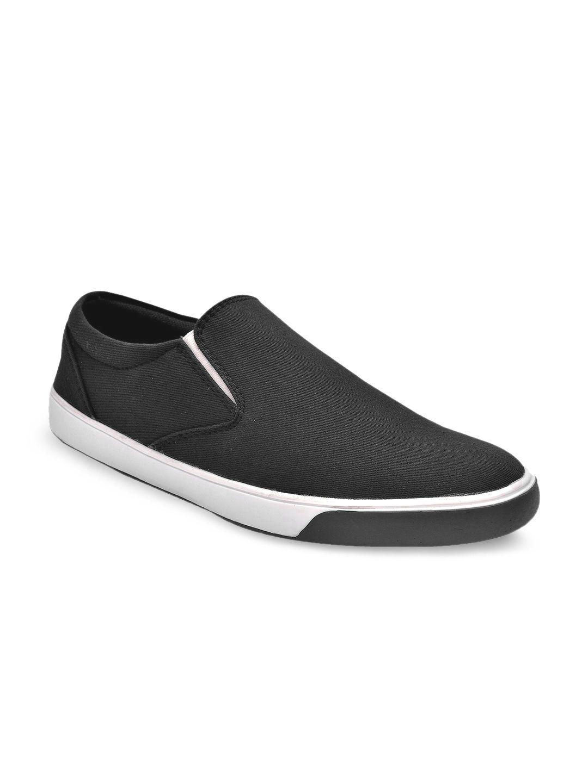 New Sale Fentacia Men Black Casual Shoes
