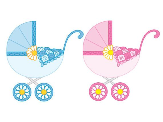 item baby stroller clipart digital vector stroller baby boy rh pinterest co uk newborn baby clipart free new baby clipart pictures