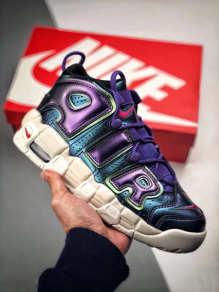 Descanso Gran universo principal  Nike Air More Uptempo OG 922845-500   Sneakers outfit men, Sneakers  fashion, Aesthetic shoes