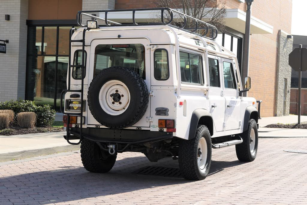 Used Land Rover Defender For Sale With Photos Cargurus Land Rover Defender Land Rover Defender For Sale