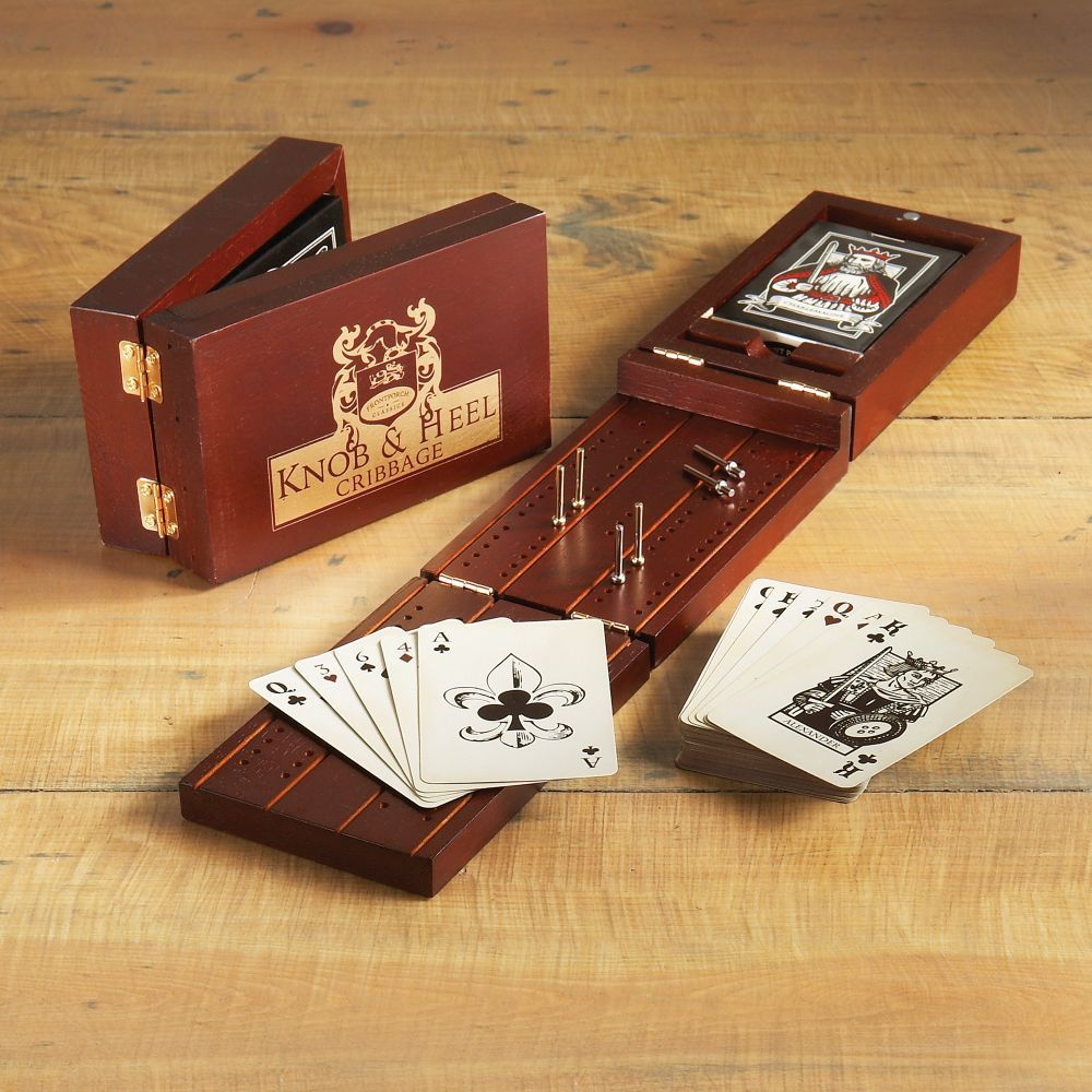 English Pub Cribbage Game National Geographic Store