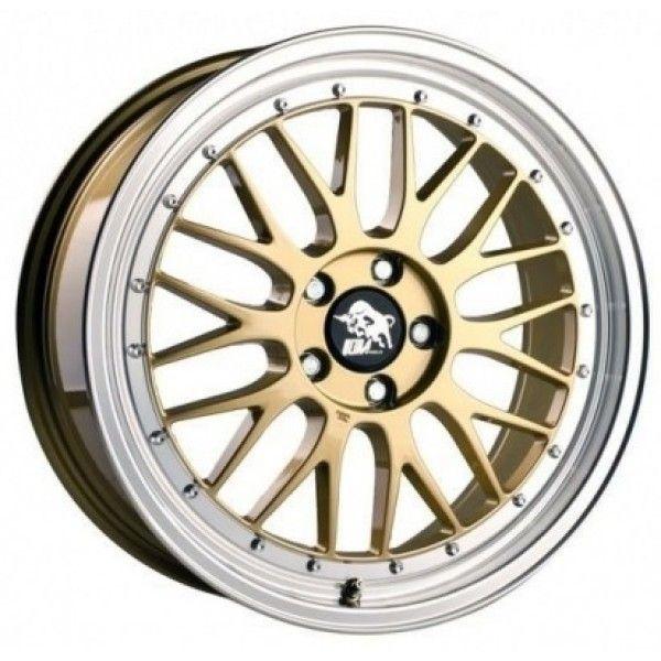 Jante  Ultra Wheels UA3-LM Gold Rim Polished  8.50 x 18 ET 30.00 5x112