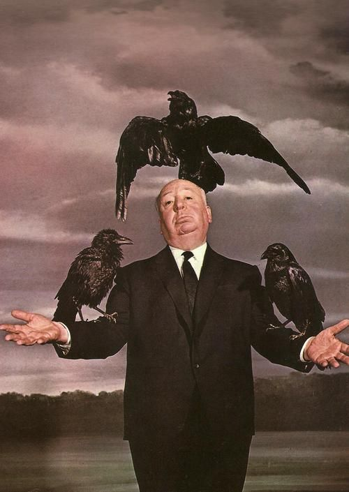 Alfred Hitchcock....old hollywood | Tumblr