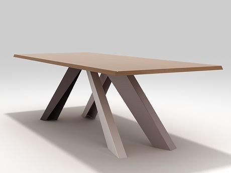 Big Table | 3d, Models and Big