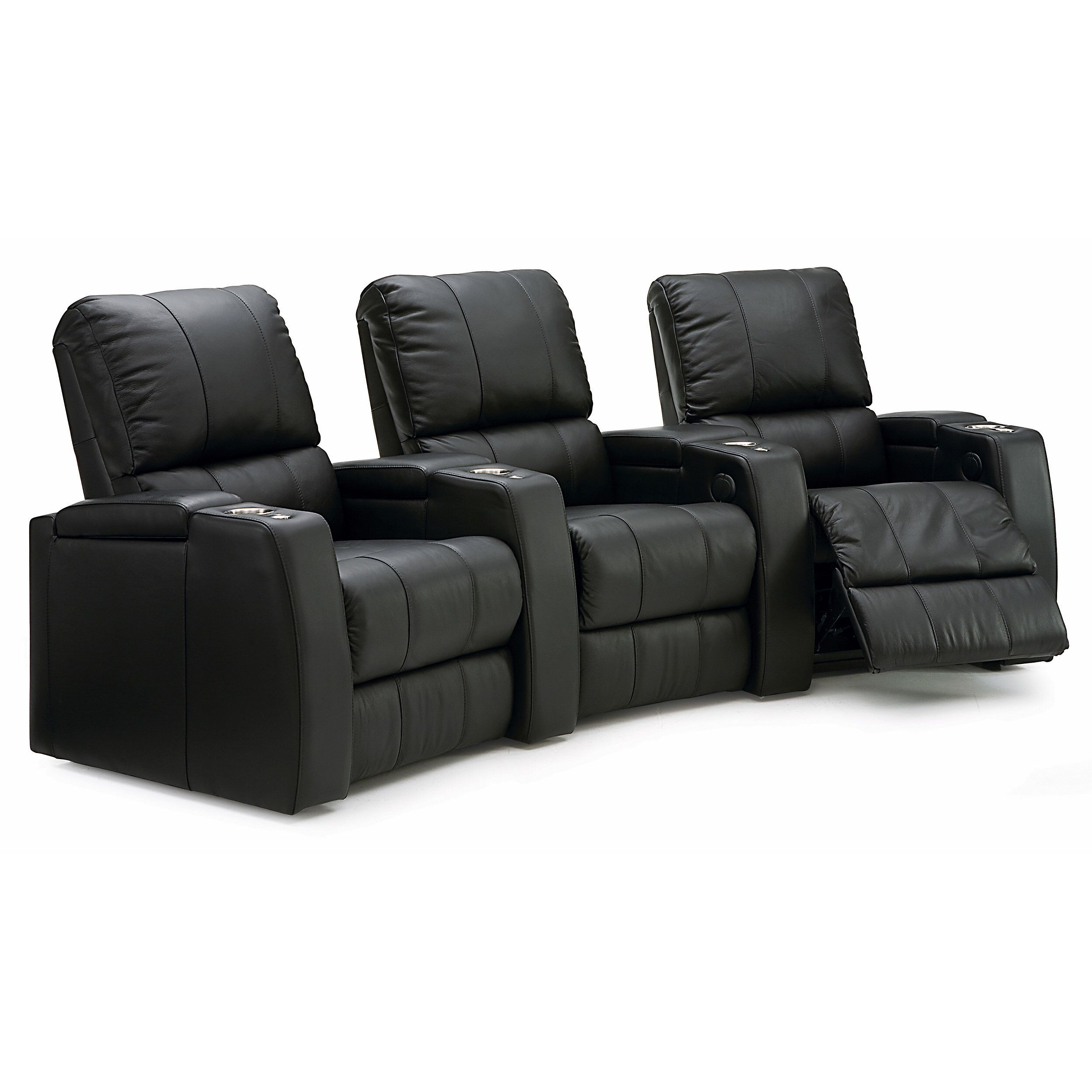 Home Theater Seating Seats Video Sofa Seat Cushions