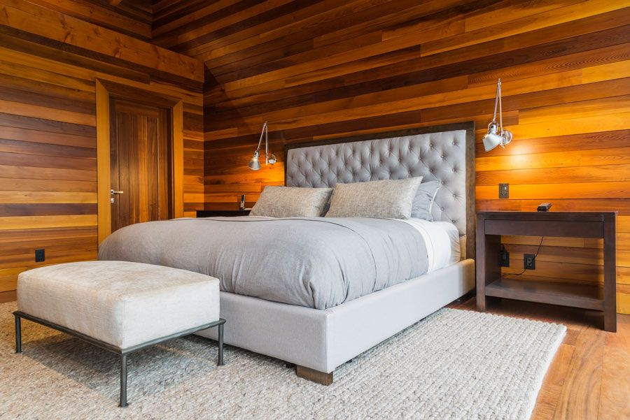 This Canadian Log Home is a Modern Masterpiece | Wooden ...