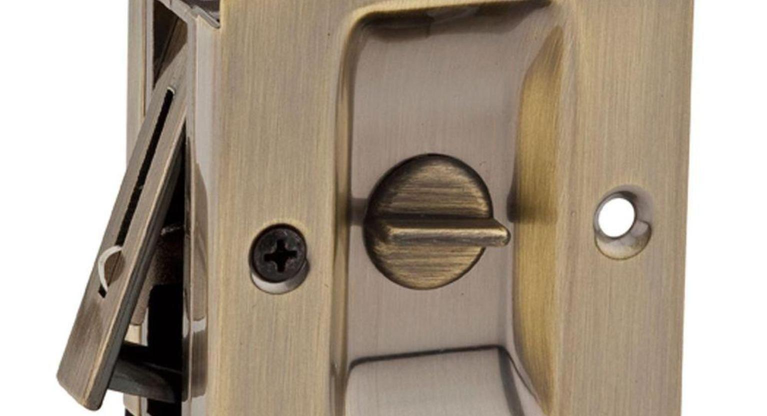 Fixing A Pocket Door Lock Httpretrocomputinggeek