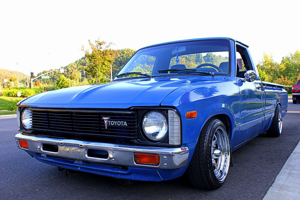 1979 Toyota Hilux Pickup Sr5 Transportation Pinterest