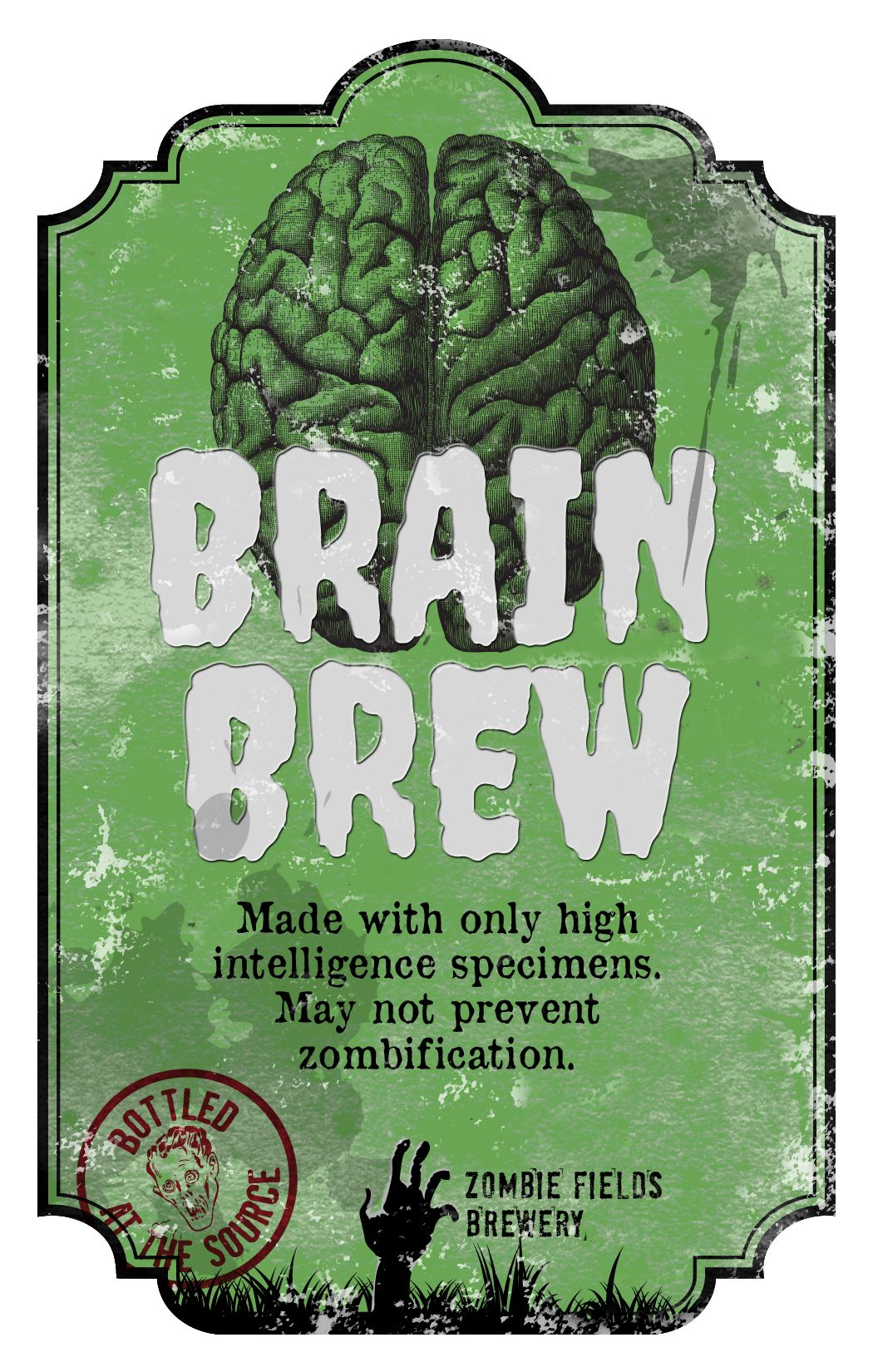 Brain Brew- local brewery support/ special lager? Red Rock or Wasatch?