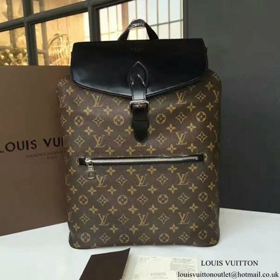 f144b04af935 Bags   Handbag Trends   Louis Vuitton M40637 Palk Backpack Monogram Canvas