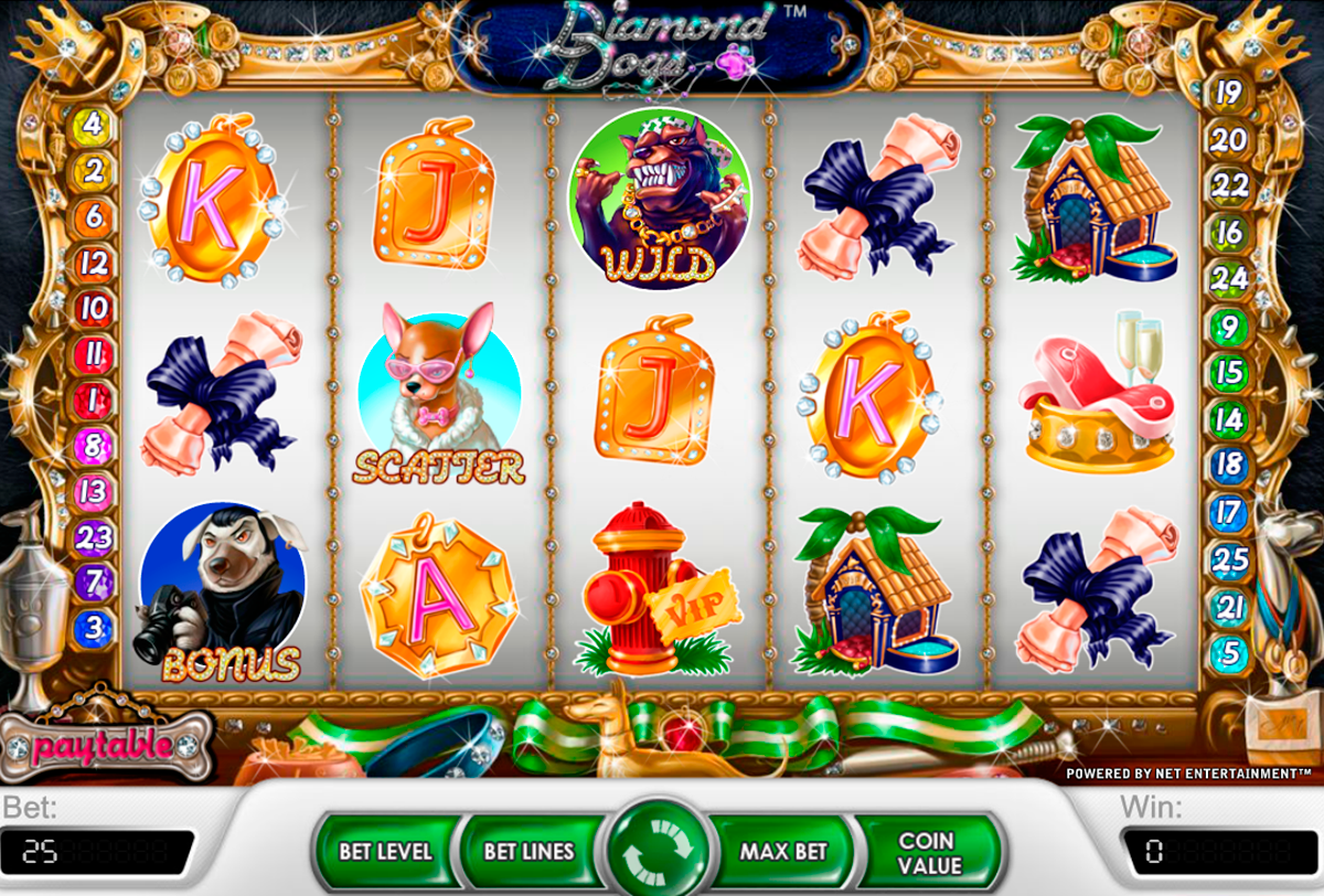 Spiele Diamonds Of The Goose - Video Slots Online