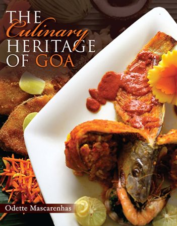 The culinary heritage of goa odette mascarenhas goa books the culinary heritage of goa odette mascarenhas forumfinder Images