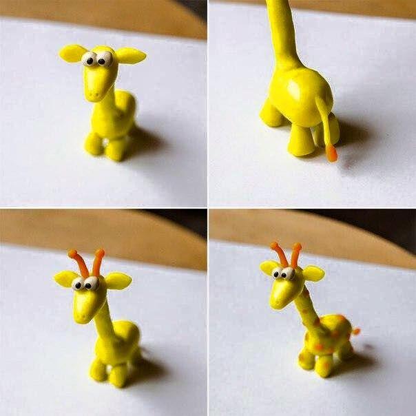 Schone Tiere Aus Knete Mit Kinder Basteln Dekoking Kinderknete Basteln Mit Kindern Basteln Mit Fimo