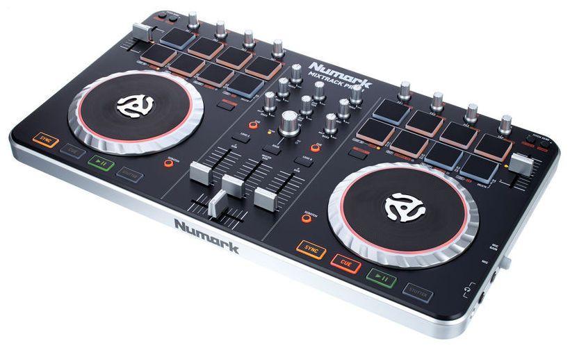 Numark Mixtrack Pro Ii Thomann Greece Audio Music Instruments Instruments