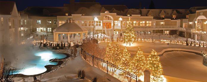 Explore Rejuvenate Wine And Dine In Quebec City Quebec City Winter Lodge Hotel
