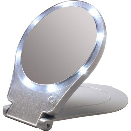 Home Magnifying Mirror Makeup Mirror With Lights Led Mirror