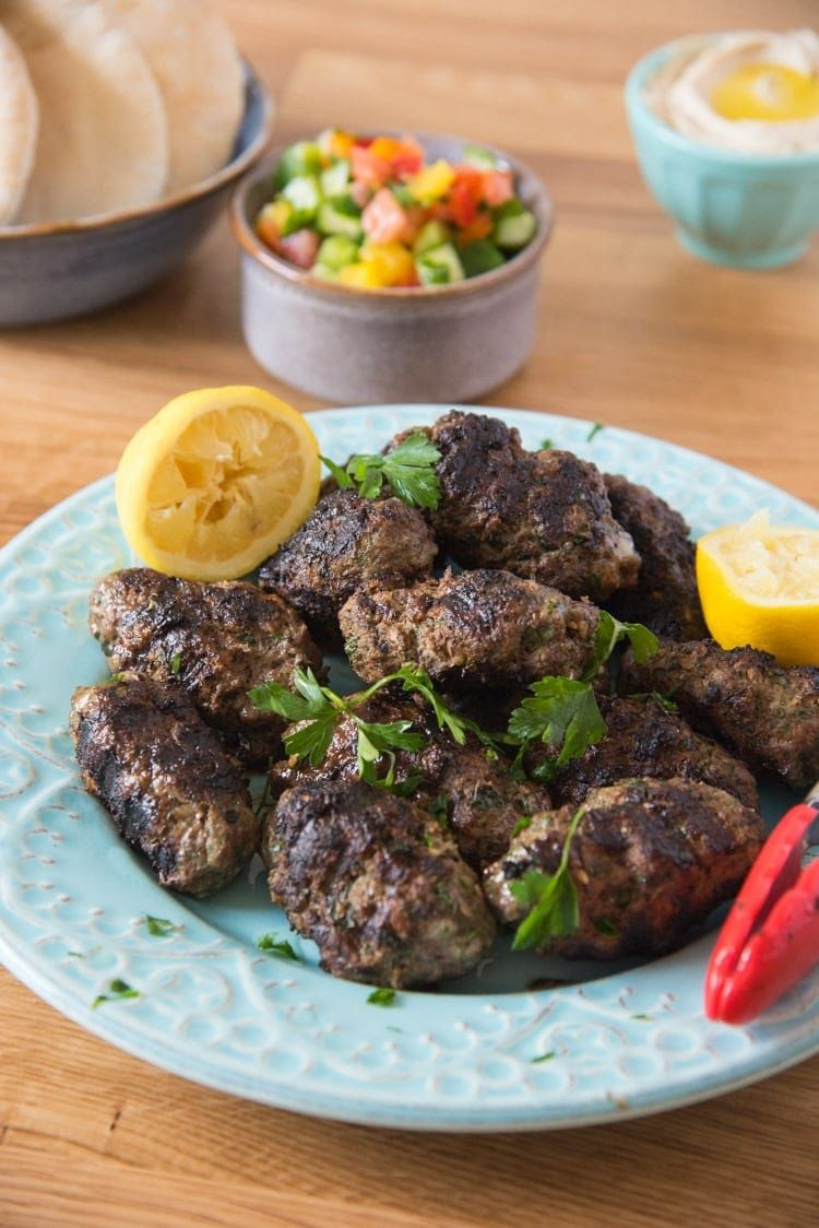 Beef Kofta Recipe Mediterranean Ground Beef Kabob Recipe In 2020 Beef Kofta Recipe Kofta Recipe Beef Kabob Recipes