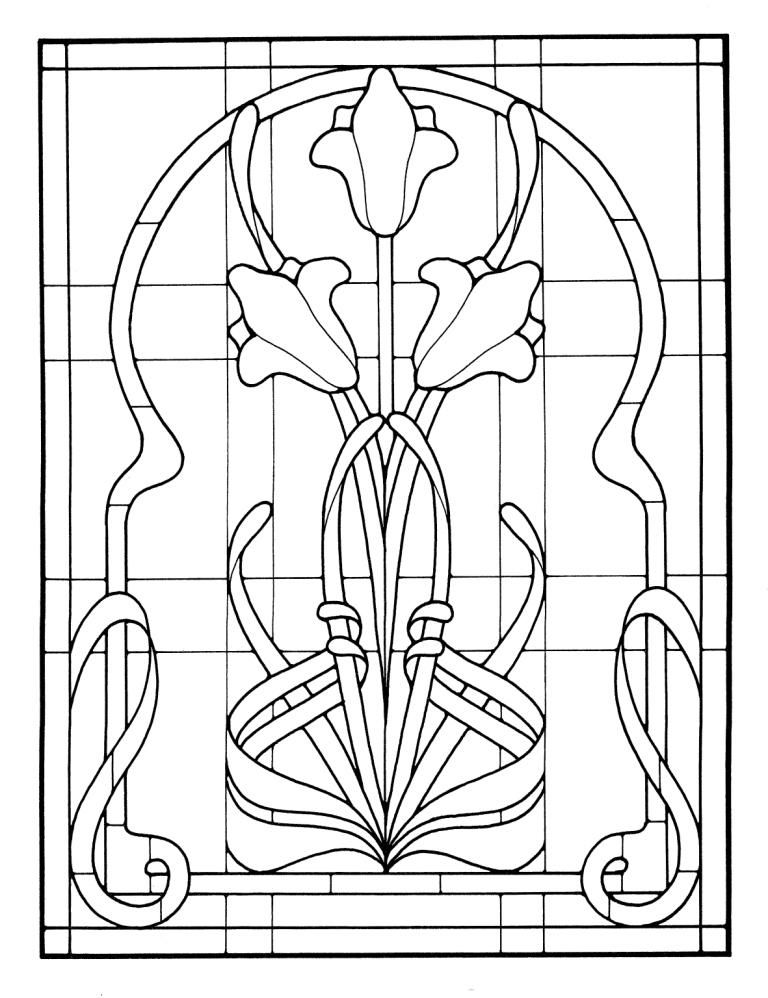Stained Glass Patterns Stained Glass Lessons | Stained glass ...