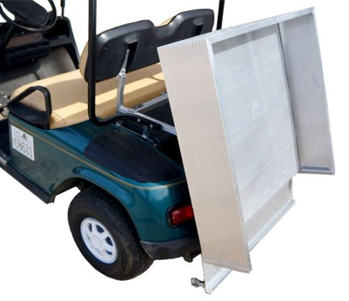 details about aluminum dumping cargo box for club car precedent