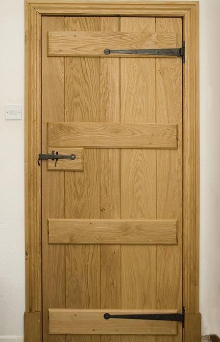 Like This Door And More So Since Going To Peak Oak To See The