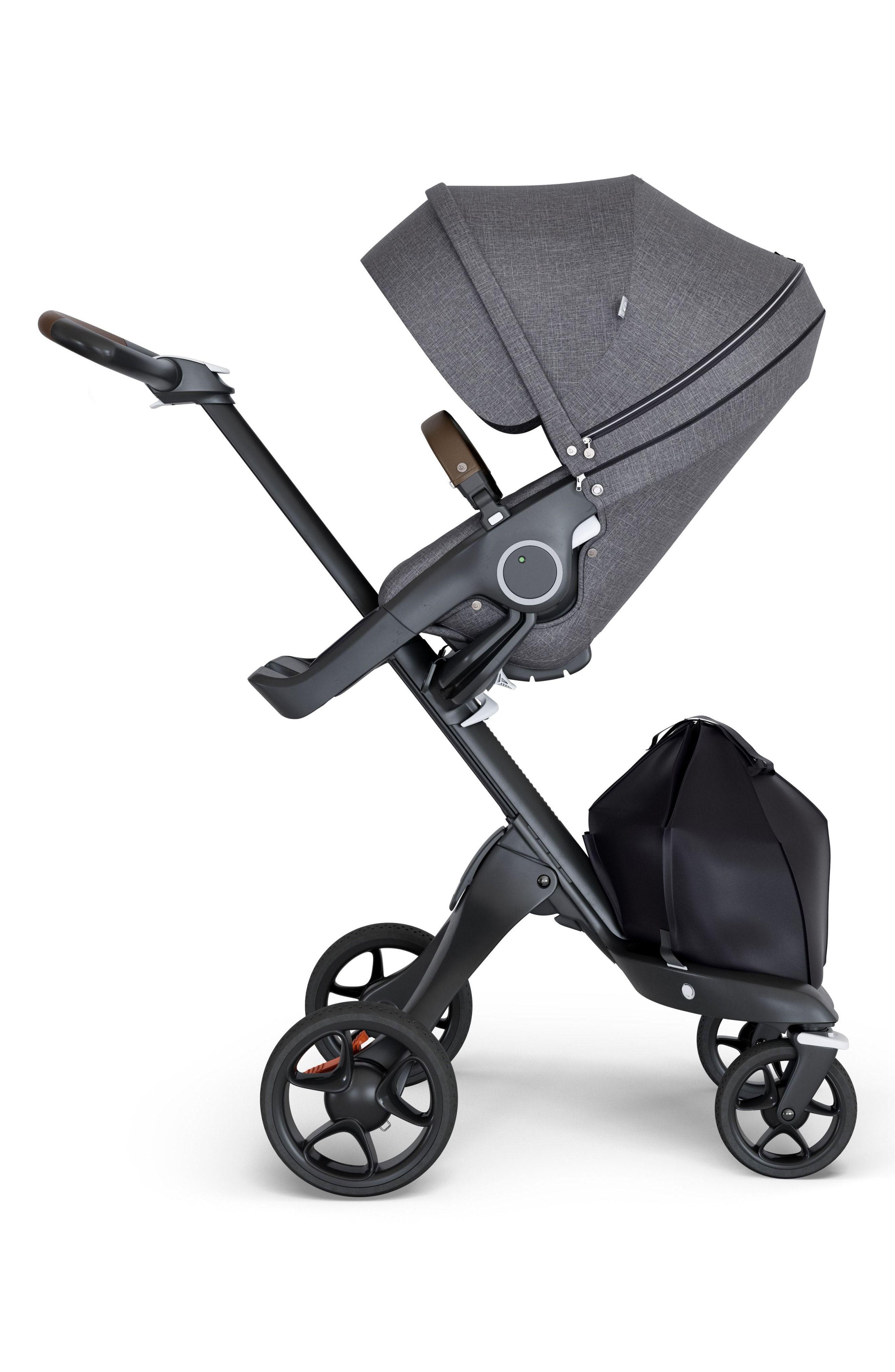 BABYZEN YOYO+ Pushchair, White/Peppermint Urban stroller