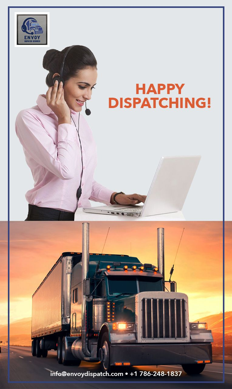 Whatever your dispatching needs are, we're just a call