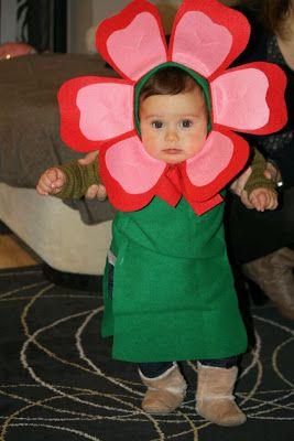Pequeña Tirana Disfraz De Flor Disfraz De Primavera Niño Disfraces De Halloween Hazlo Tú Mismo Disfraces Para Niños