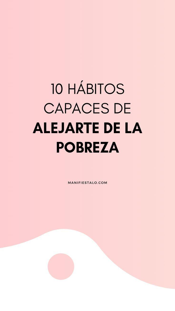 7 hábitos de las MENTES MILLONARIAS para alejarse de la pobreza