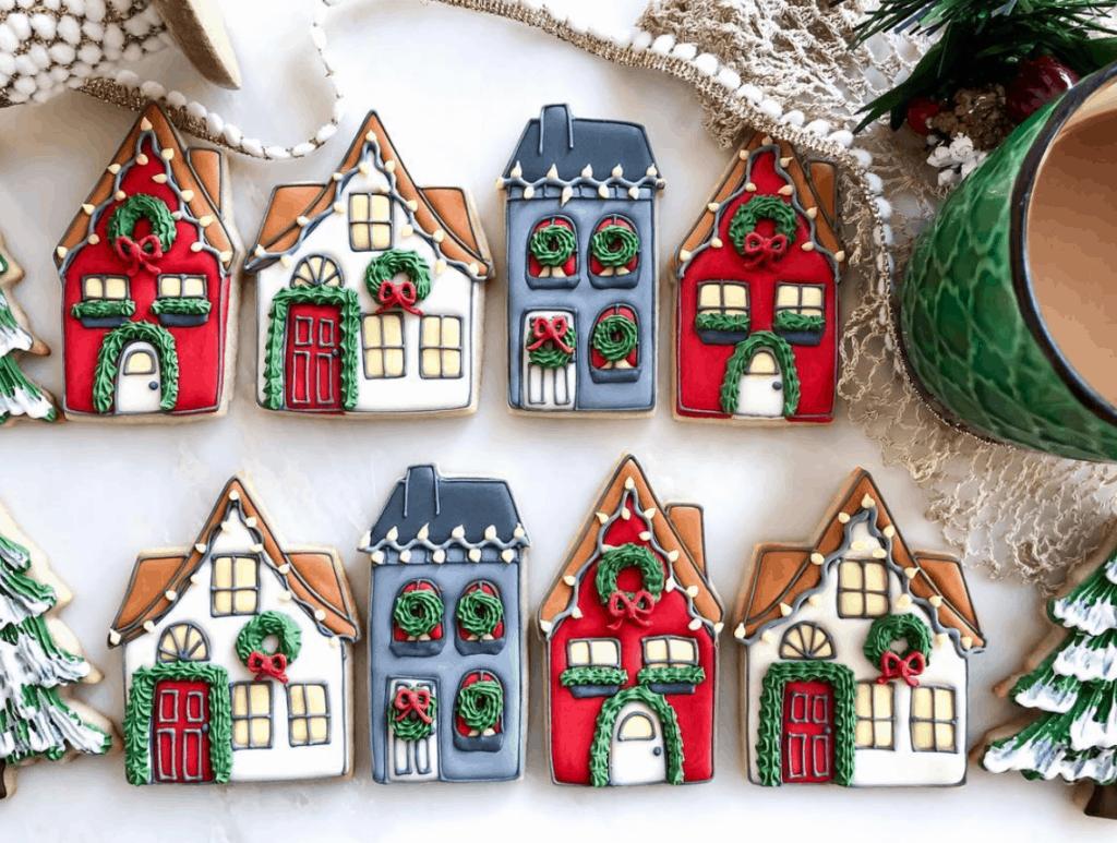 Cute Christmas Cookies [2019 Edition #easyroyalicingrecipe