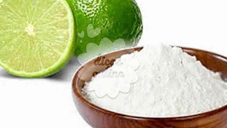 Veja Aqui Como O Limao E O Bicarbonato De Sodio Podem Salvar A Sua