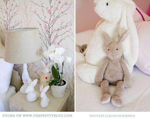 Babyzimmer Mia ~ Baby mias bunny and blossom themed nursery themed nursery