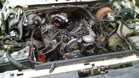 1997 ford f250 engine swap