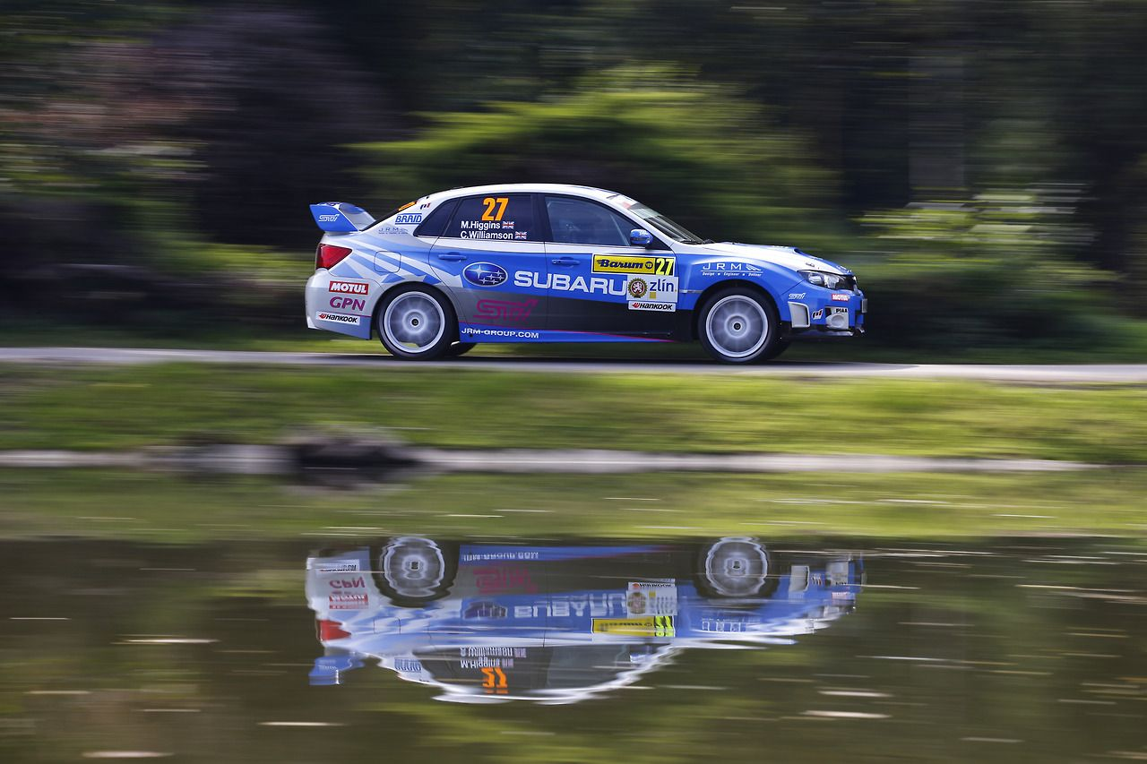 Subaru Impreza rally car | Subarooo | Pinterest | Rally car, Subaru ...