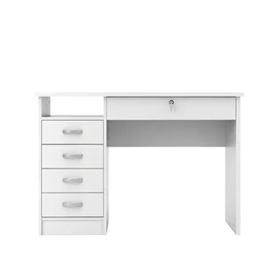 Desks Sale You Ll Love In 2020 Wayfair In 2020 White Desk With Drawers Cheap Office Furniture Furniture