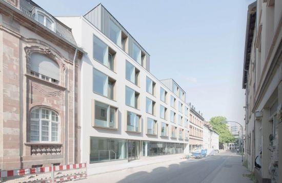 Bayer Strobel preis umbau gerberstraße 29 bayer strobel architekten fassade