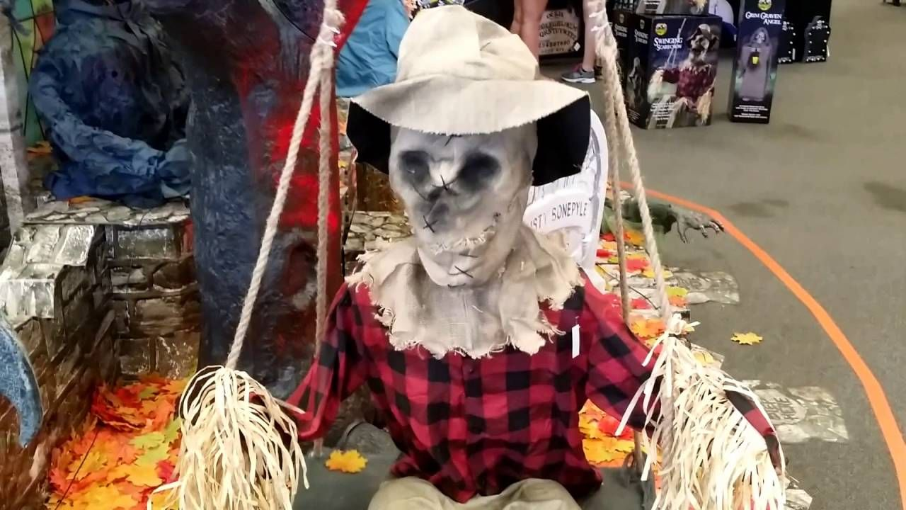 New Spirit Halloween 2016 2017 Halloween Animatronics