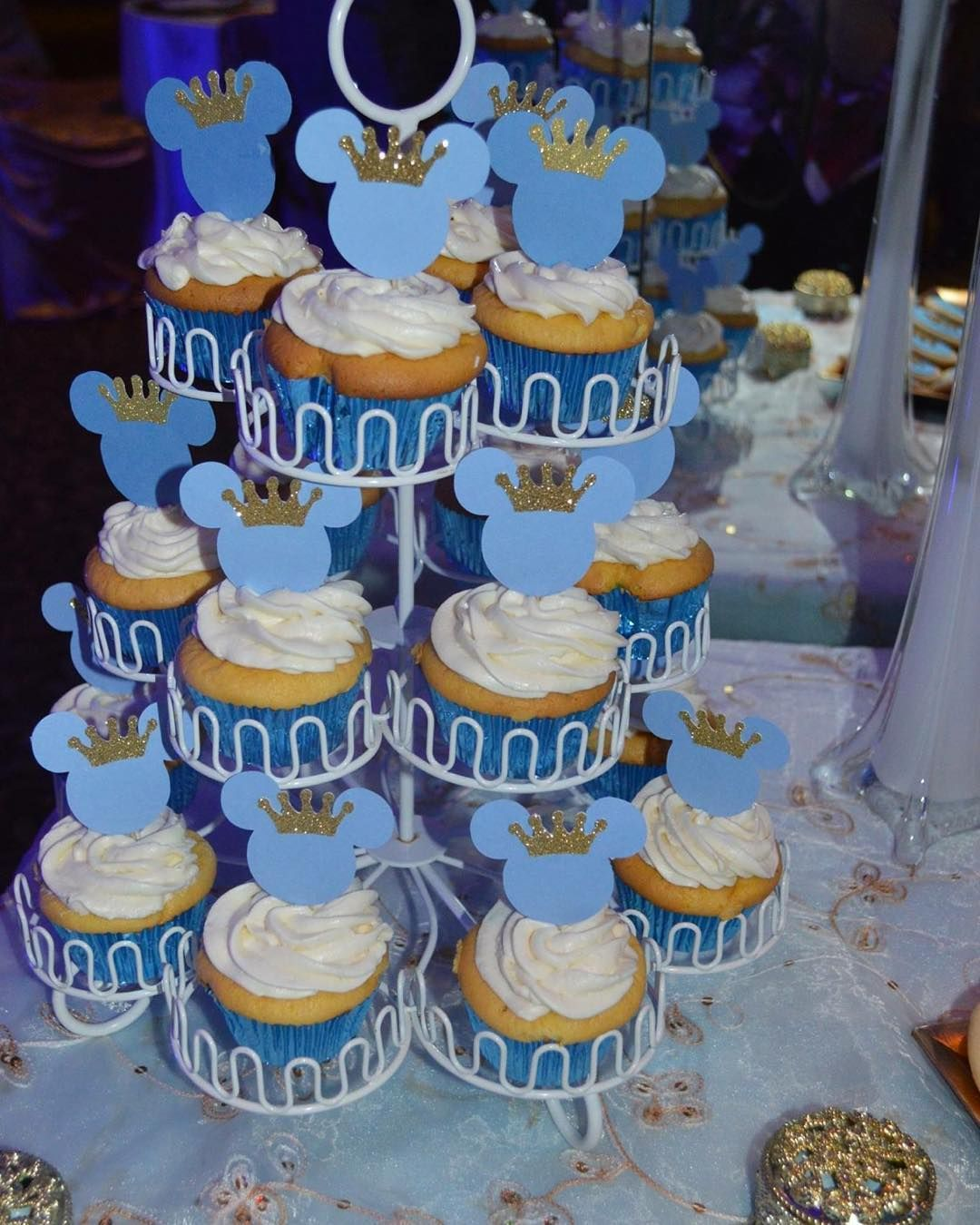 Cake Design In Hialeah : ?Prince Mickey cupcakes #cupcakes #princemickey #prince # ...