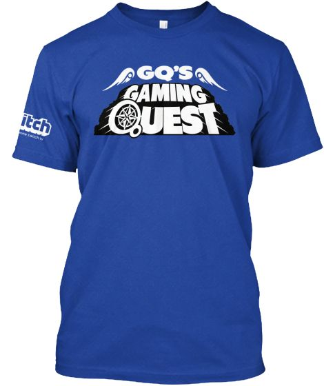 Gaming Quest Logo Tee