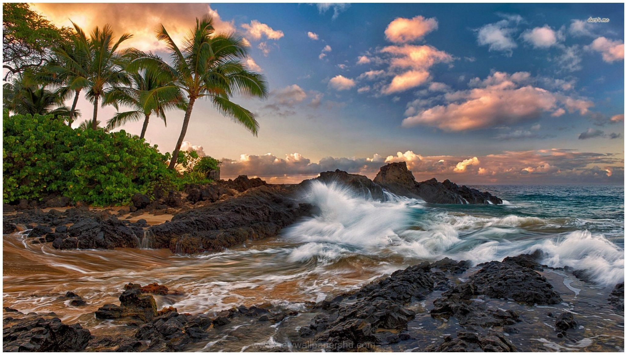 Maui Island Hawaii Hd Wallpaper Hawaii Landscape Maui Island Hawaii Beautiful Beaches